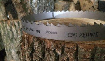 Биметаллическая ленточная пила по дереву BAHCO 3861