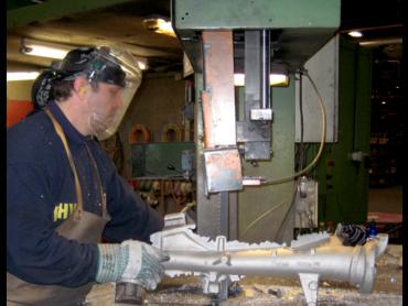 3851 Sandflex® Cobra™ Foundry для резки литья