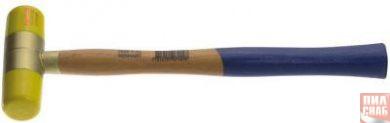 Молоток с пластмассовыми бойками POLYFLEX BAHCO 3625Y-22