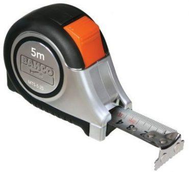 Карманная рулетка MTS 8м