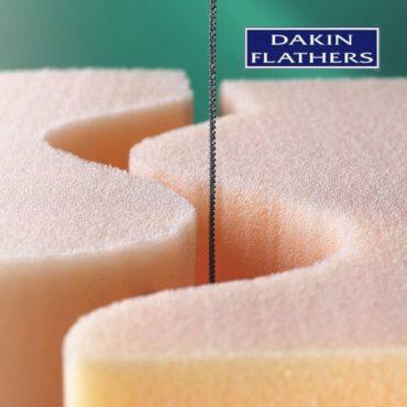 Ленточные пилы (раскройные ножи) для ткани и нетканых материалов