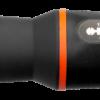 Механический регулируемый щелчковый динамометрический ключ с оконной шкалой и прямоугольной сменной головкой  74W9/74W14